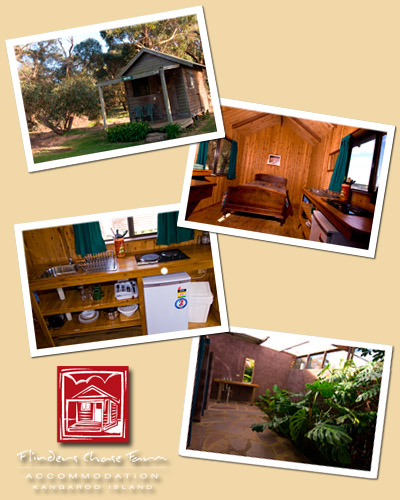 Cabin Accommodation on Kangaroo Island