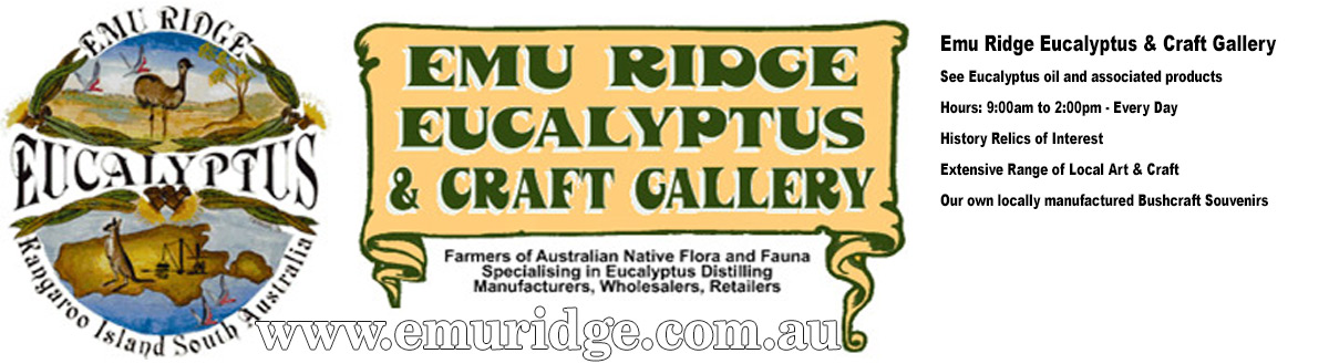 Emu Ridge Eucalyptus & Craft Gallery